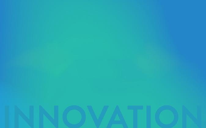 Innovation in blue